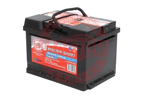 Batterie MASTER-SPORT 780585002 Bewertung