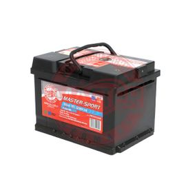 Starterbatterie Polanordnung: 0 mit OEM-Nummer 1U2J-10655-C4A