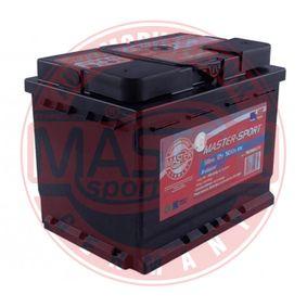 MASTER-SPORT  780585002 Starterbatterie Polanordnung: 0