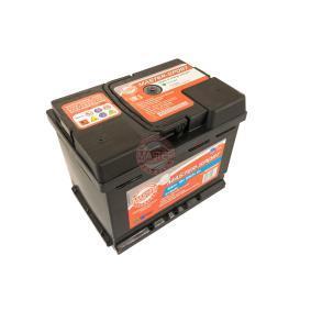 Starterbatterie Polanordnung: 0 mit OEM-Nummer 1U2J10655C4A