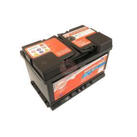 Starterbatterie Polanordnung: 0 mit OEM-Nummer 191915105Q