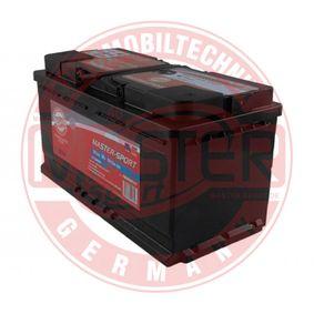 Starterbatterie mit OEM-Nummer 5K0 915 105 K
