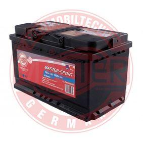 Starterbatterie 780928502 CRAFTER 30-50 Kasten (2E_) 2.5 TDI Bj 2009