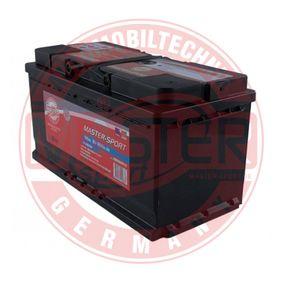 Starterbatterie 780988502 3 Touring (E91) 320d 2.0 Bj 2010
