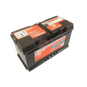 Starterbatterie Polanordnung: 0 mit OEM-Nummer 4E0 915 105