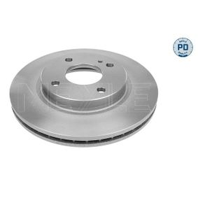 Brake Disc Brake Disc Thickness: 23mm, Num. of holes: 4, Ø: 258mm with OEM Number 8V51112-5AC