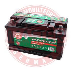 Starterbatterie Polanordnung: 0 mit OEM-Nummer 61 21 8 381 747