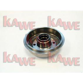 Brake Drum Ø: 180mm with OEM Number 6492327