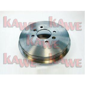 Bremstrommel Ø: 228,6mm mit OEM-Nummer 424724