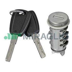 Lock Cylinder 80/1026 PUNTO (188) 1.2 16V 80 MY 2000