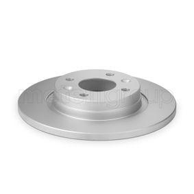 Bremsscheibe Bremsscheibendicke: 12,0mm, Lochanzahl: 4, Ø: 259,0mm mit OEM-Nummer 8200123117