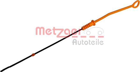 Ölmeßstab 8001008 METZGER 8001008 in Original Qualität