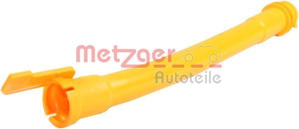 Trichter, Ölpeilstab 8001023 METZGER 8001023 in Original Qualität