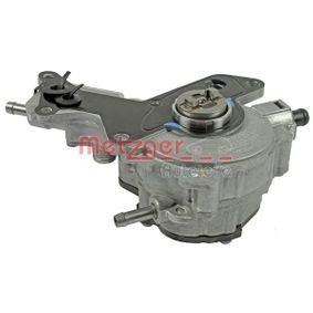 Unterdruckpumpe, Bremsanlage VW PASSAT Variant (3B6) 1.9 TDI 130 PS ab 11.2000 METZGER Unterdruckpumpe, Bremsanlage (8010011) für