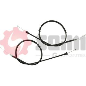 Cable, parking brake 803470 PUNTO (188) 1.2 16V 80 MY 2002