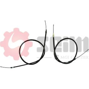 Cable, parking brake Length: 1630/1370+1540/1280mm with OEM Number 4745 K1