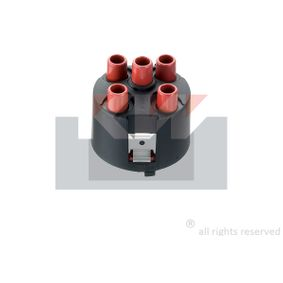 Zündverteilerkappe Made in Italy - OE Equivalent mit OEM-Nummer 027905207A
