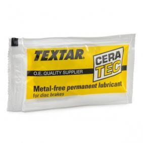 Montagepaste TEXTAR 81000500 für Auto (nicht metallhaltig, Beutel, 98501 0004 0 1, Inhalt: 5ml)