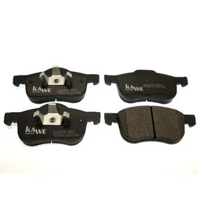 Brake Pad Set, disc brake Height 1: 69mm, Height 2: 72,5mm, Thickness: 18,5mm with OEM Number 31262506