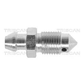 TRISCAN  8105 3669 Entlüfterschraube / -ventil, Bremssattel