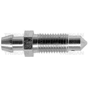 Breather Screw / Valve, brake caliper 8105 3671 RAV 4 II (CLA2_, XA2_, ZCA2_, ACA2_) 2.0 MY 2003