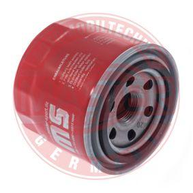 Ölfilter Ø: 80mm, Außendurchmesser 2: 65mm, Innendurchmesser 2: 57mm, Innendurchmesser 2: 57mm, Höhe: 75mm mit OEM-Nummer MD 01744 0