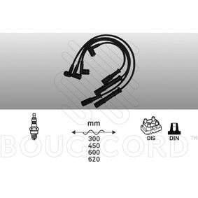 Ignition Cable Kit 8112 PANDA (169) 1.2 MY 2004