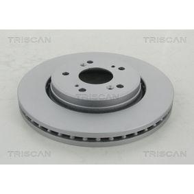 Brake Disc Brake Disc Thickness: 28mm, Num. of holes: 5, Ø: 293mm with OEM Number 45251 SWWG01