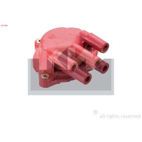 Zündverteilerkappe Made in Italy - OE Equivalent mit OEM-Nummer 1211275