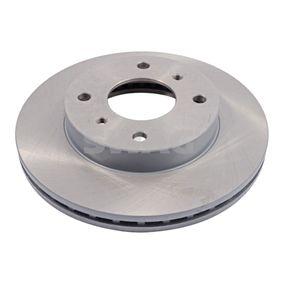 Bremsscheibe Bremsscheibendicke: 22mm, Ø: 256,0mm mit OEM-Nummer 40206 71E00