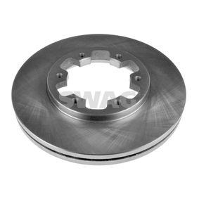 Bremsscheibe Bremsscheibendicke: 26mm, Ø: 277,0mm mit OEM-Nummer 1 954 433