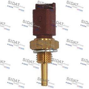 Sensore, Temperatura refrigerante con OEM Numero 55 19 0791