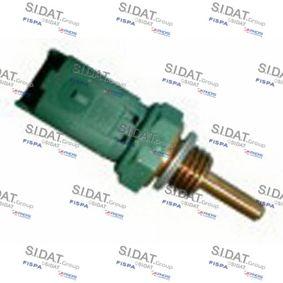 Sensore, Temperatura refrigerante N° poli: 2a... poli, Apert. chiave: 19 mm con OEM Numero 6338023
