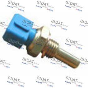 Sensore, Temperatura refrigerante N° poli: 2a... poli, Apert. chiave: 19 mm con OEM Numero 1338451