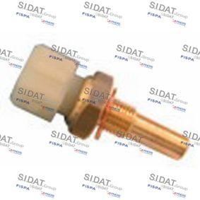 Sensore, Temperatura refrigerante N° poli: 2a... poli, Apert. chiave: 19 mm con OEM Numero 026906161