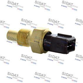 Sensor, temperatura del refrigerante Número de polos: 2polos, Ancho llave: 19 con OEM número 96�033�248