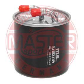 Горивен филтър 820/1-KF-PCS-MS M-класа (W164) ML 320 CDI 3.0 4-matic (164.122) Г.П. 2009