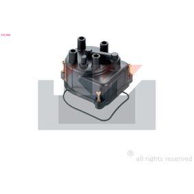 Zündverteilerkappe Made in Italy - OE Equivalent mit OEM-Nummer 30102 PT2 026