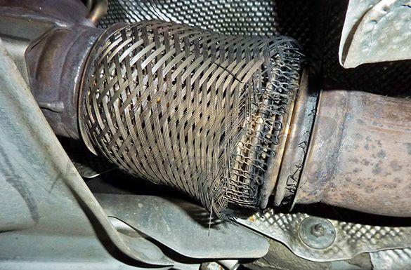 Flexrohr, Abgasanlage HJS 83 00 8355 Bewertung
