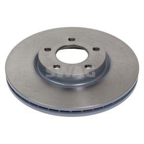 Brake Disc Brake Disc Thickness: 25mm, Ø: 300,0mm with OEM Number C26Y-33-25XD