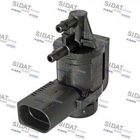 Druckwandler, Abgassteuerung elektrisch mit OEM-Nummer 1J0 906 283C