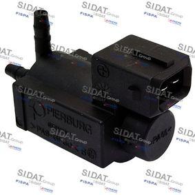 Druckwandler, Abgassteuerung elektrisch mit OEM-Nummer 1174 1 742 712