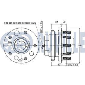 Wheel Bearing Kit with OEM Number C 45710