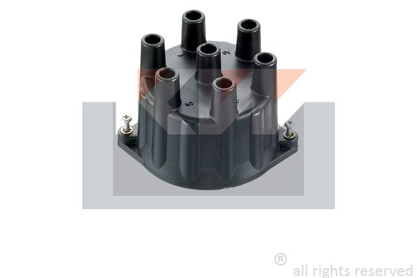 KW  831 116 Distributor Cap Made in Italy - OE Equivalent