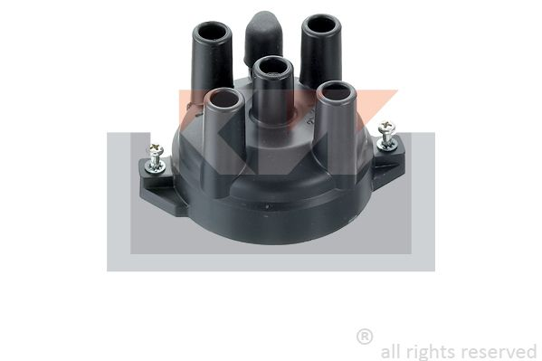 KW  831 121 Distributor Cap Made in Italy - OE Equivalent