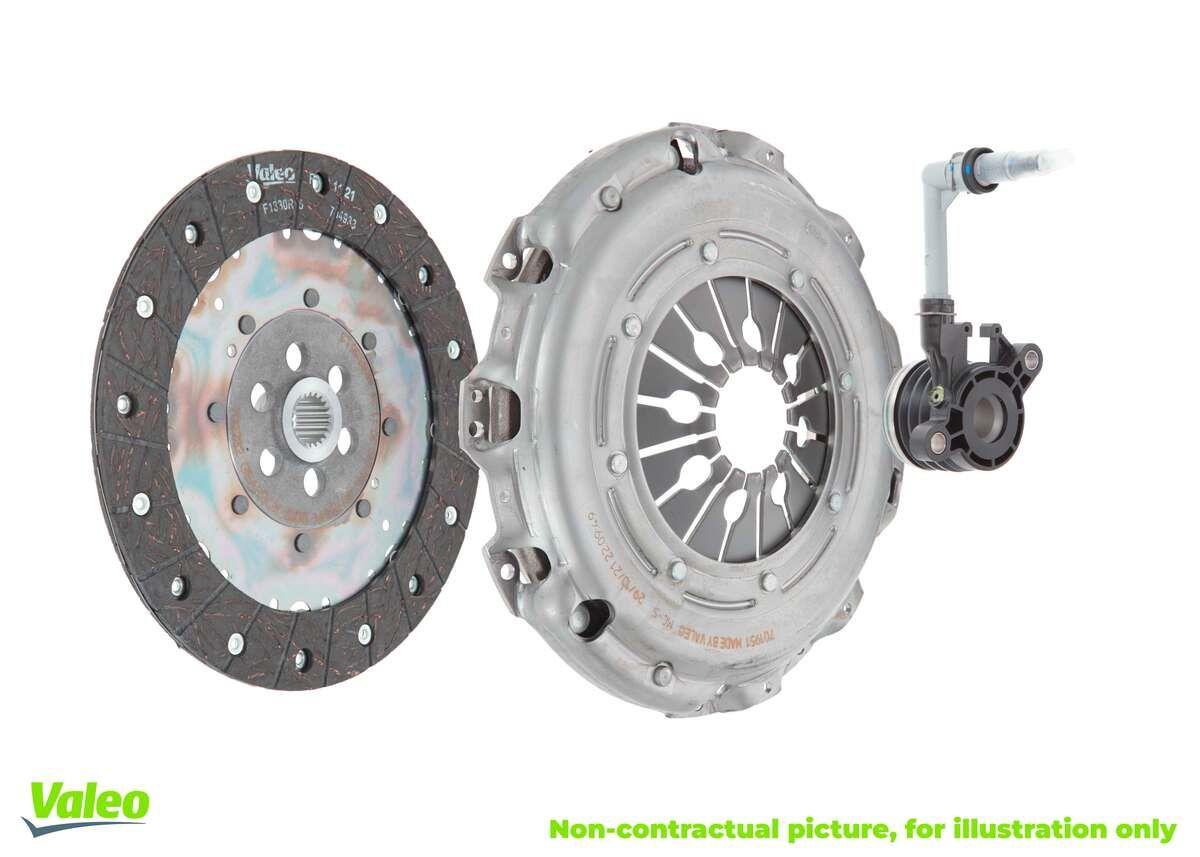 VALEO KIT3P (CSC) 834370 Clutch Kit