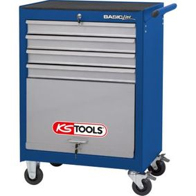 KS TOOLS Tool Trolley 837.0004
