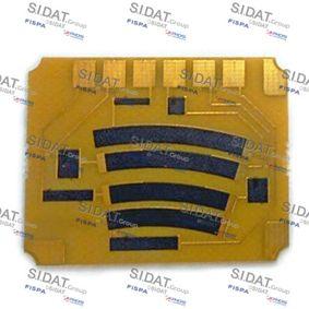 Repair Set, accelerator pedal with OEM Number 848 003