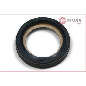 Wellendichtring, Kurbelwelle Innendurchmesser: 35mm, Ø: 48mm mit OEM-Nummer 68000666AA