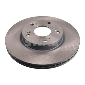 Brake Disc Brake Disc Thickness: 23mm, Ø: 282,0mm with OEM Number 45251TA5A00